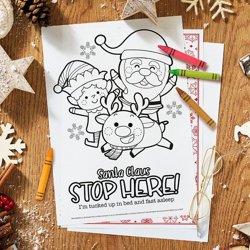 Traditional Premium Santa Letter