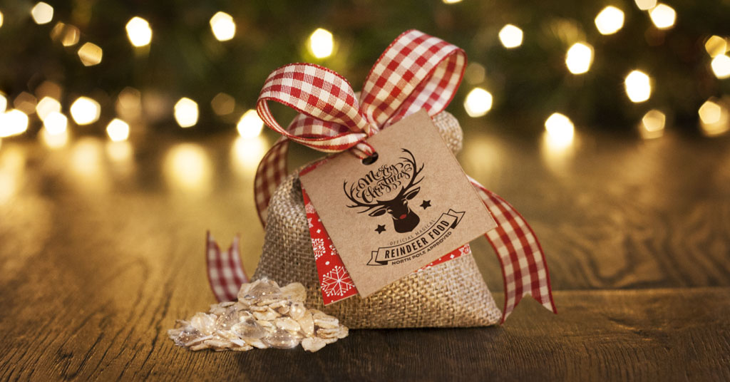 Our Magical Reindeer Food is back in stock!